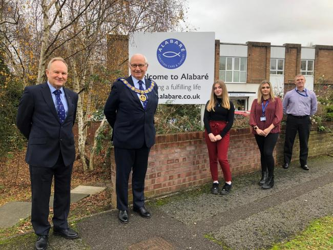 England - Young people in Wiltshire helped into work thanks to Freemasons