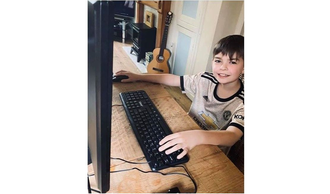 England - More than 50 computers donated to Cambs children struggling to learn from home