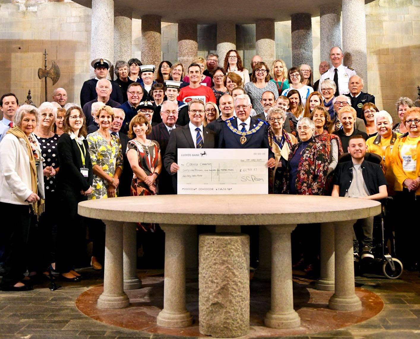 England - Cornish Freemasons charity added to AmazonSmile list to help even more good causes