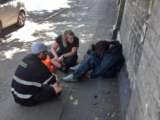 England - Burnley homelessness charity receives boost from Freemasons