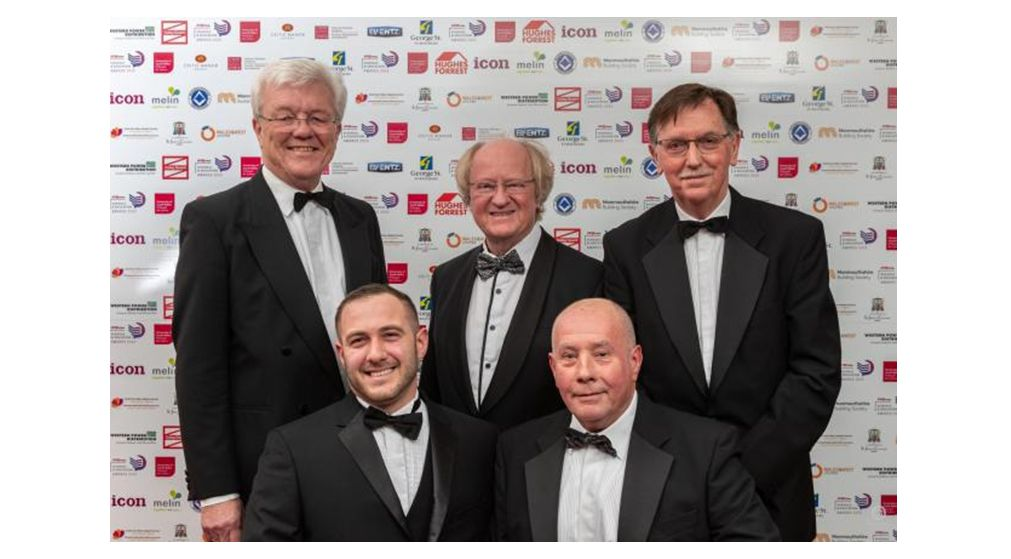 Wales - Pride of Gwent: Monmouthshire Freemasons in huge fundraising