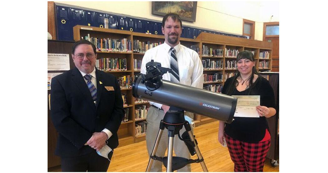 U.S. - With Grants From Montana Masonic Foundation, Augusta Students Will See The Stars
