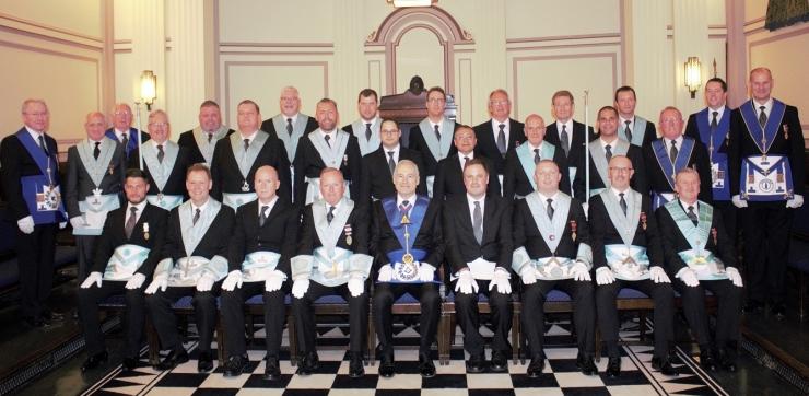 England - Freemasons make million pound donation across Cheshire