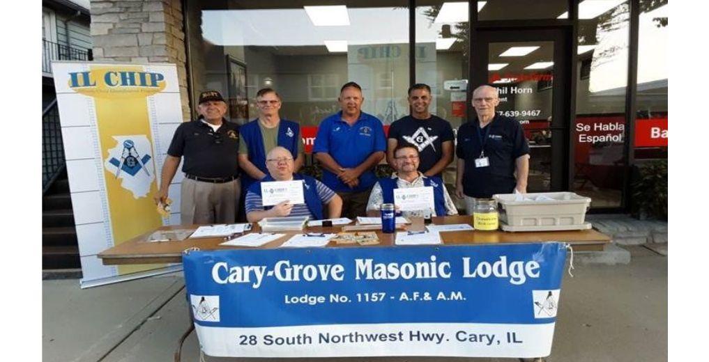 Illinois/U.S. - How the Freemasons of Cary-Grove help the community