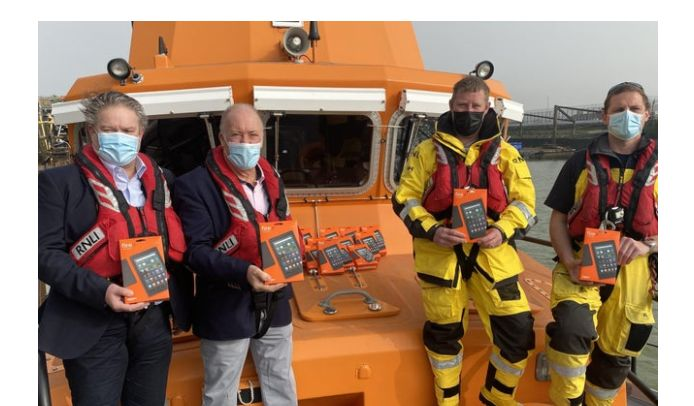 England - Freemasons make generous donation to Sussex lifeboat stations
