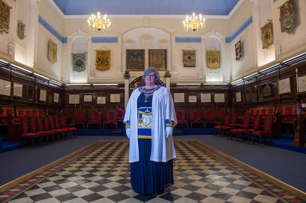 Inside the secret world of the Masons and women's Masons in Wales