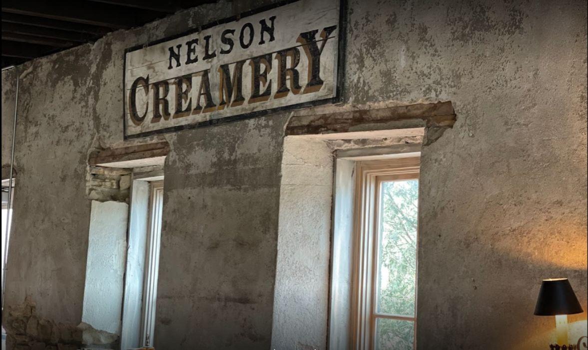 NY, U.S. - Cazenovia Masonic Lodge to open Nelson Creamery on Route 20