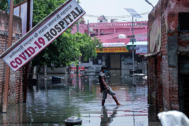 England/Oxfordshire Freemasons donate £50,000 to help India's Covid crisis