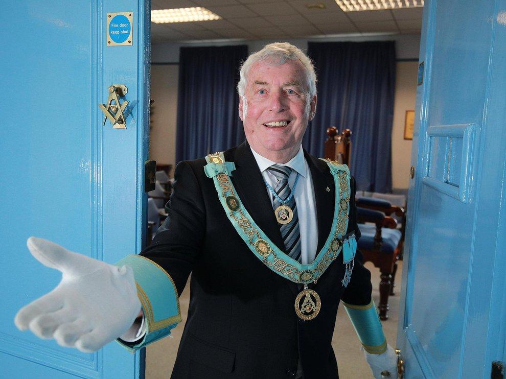 Northern Ireland - Freemasonry has a strong future say local members