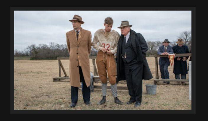 '12 Mighty Orphans' Tells Story of Texas Masonic Home Football Team