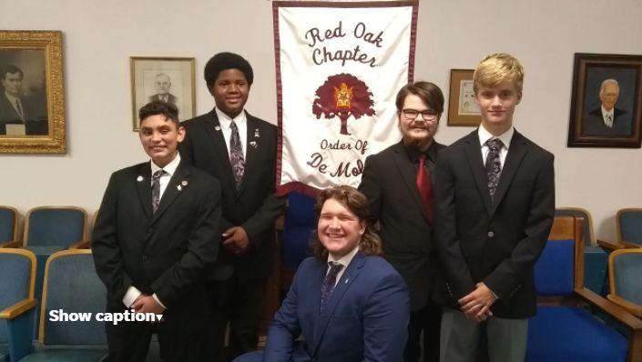 Missouri, U.S. - DeMolay chapter returns to Waxahachie