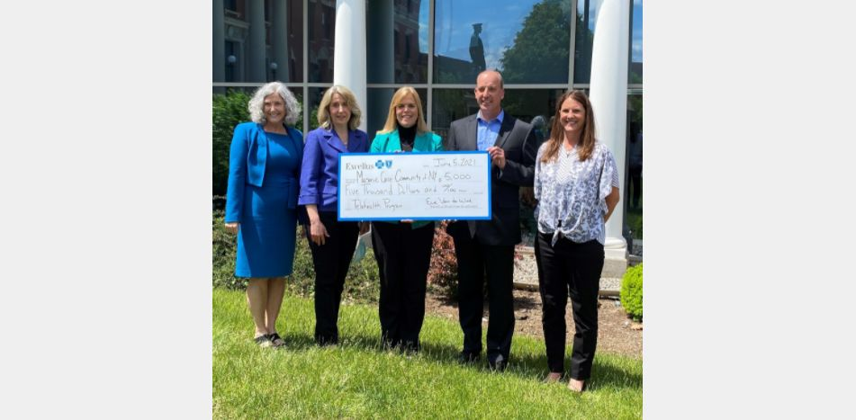 U.S. - Masonic Care Community receives $5,000 award from Excellus