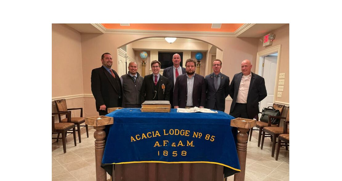 U.S. - Learn More About Greenwich Freemasons on June 8th