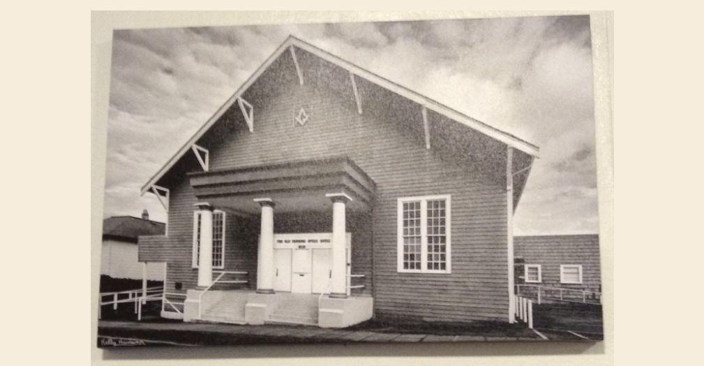 Washington, U.S. - Ghosts, spooks, opera and Masons: the Edmonds Masonic Lodge