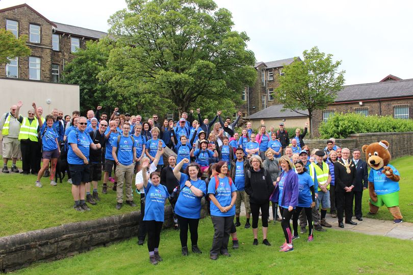 England - East Lancashire NHS heroes to get support with much-needed charity walk