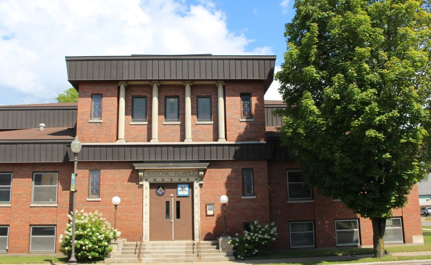 Wisconsin/U.S. - Not so Mysterious: Past and Present Masonic Temples Build Community