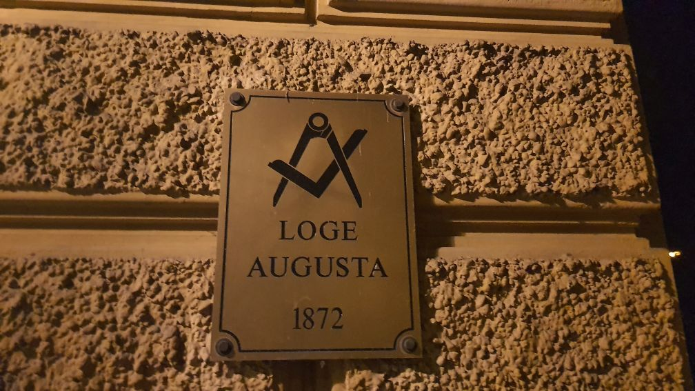 Augsburg/Germany - The formation of International Mixed Masonic Grand Lodge LIBERTAS