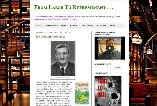From Labor to Refreshment