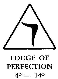 Degrees of the Lodge of Perfection