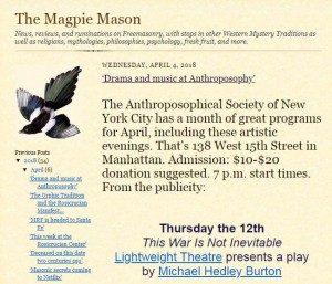 Magpie Mason