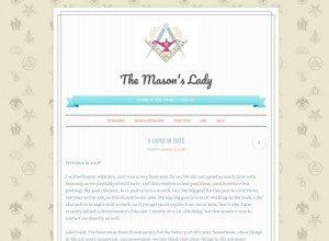 The Mason's Lady