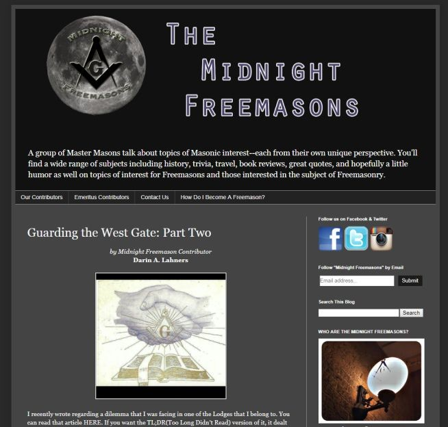 The Midnight Freemasons