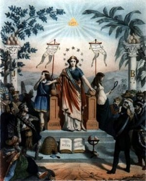 Freemasons and the Struggle for Liberty