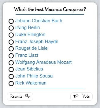 who-is-the-best-masonic-composer